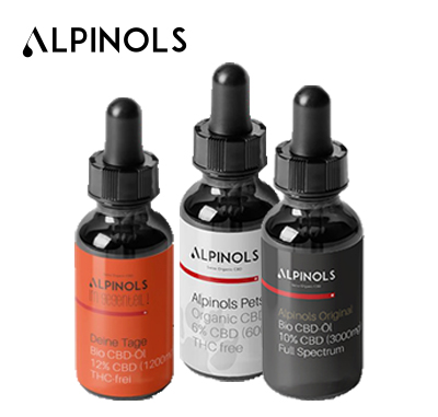 Alpinols