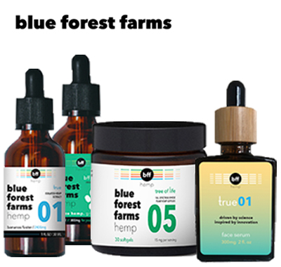 Blue Forest Farms