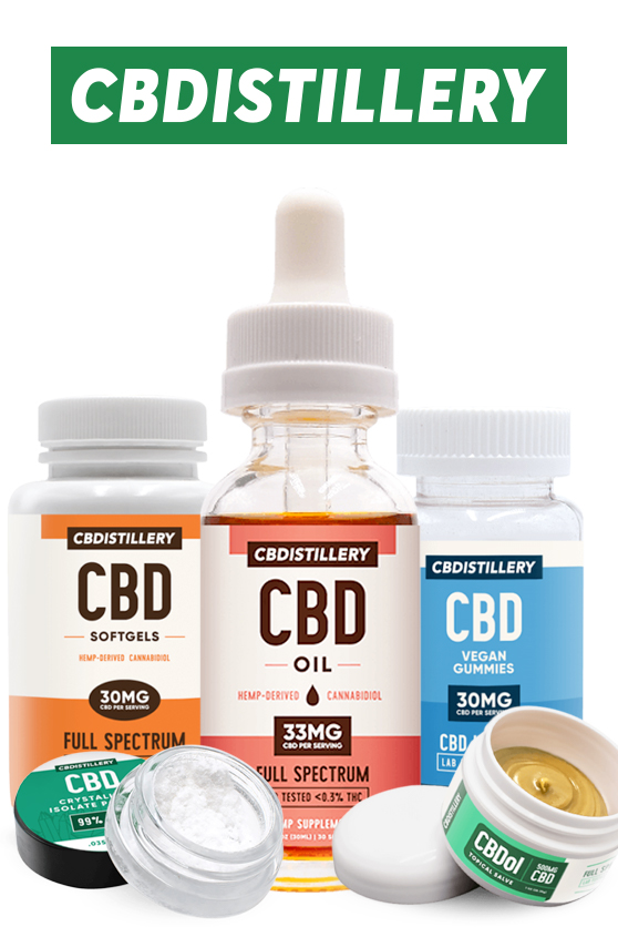Broad Spectrum CBD Oil Tincture - 2500mg - 30ml