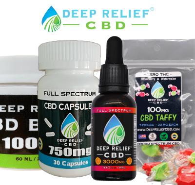 Deep Relief CBD