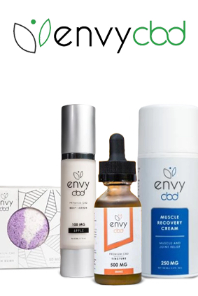 Envy CBD - CBD Pet Tincture - Bacon