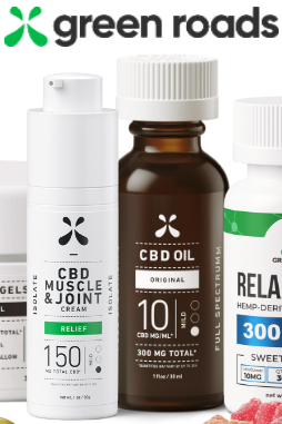 Cool Relief CBD Roll-On - 150mg