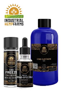 Industrial Hemp Farms - CBD Isolate Crystal 10gr