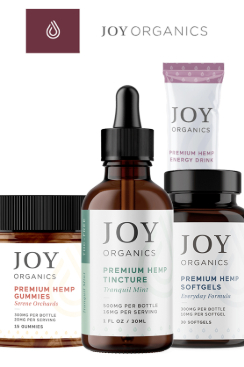 Joy Organics - CBD Energy Drink Mix