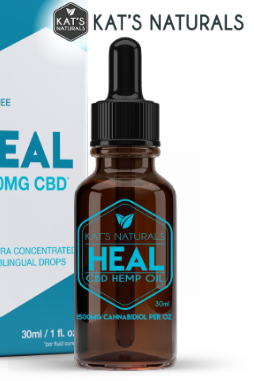 Heal, Naked, Metabolize, Relax, Restore, Balance, Professional Strength