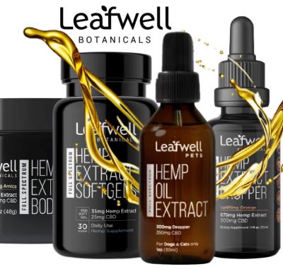 Leafwell Botanicals