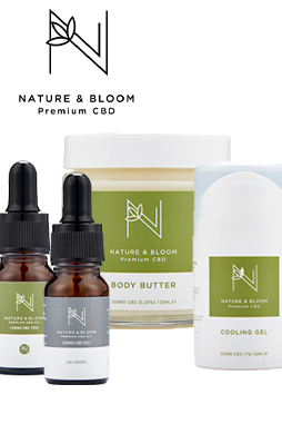 Nature and Bloom - Broad Spectrum CBD Vape Pen Kit – Relax Terpene Blend