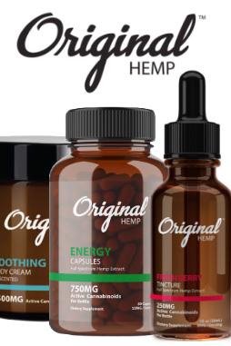 Fresh Berry Tincture | Full Spectrum Hemp Extract (30ml) 1000 mg
