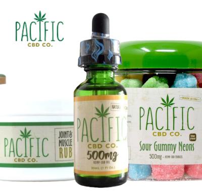 Pacific CBD