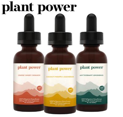 Plant Power CBD