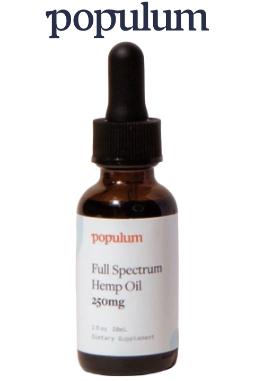 Full-Spectrum Hemp CBD Oil Tincture