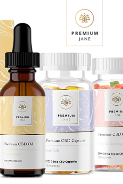 Premium Jane - 250mg DOG CBD Drops flavor Bacon – 1oz/30mL