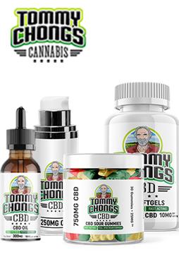 Tommy Chongs - 300MG Full Spectrum CBD Gummies