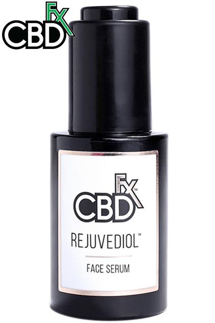 CBDfx - CBD Face Oil Serum