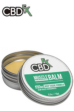 undefined - CBD Balm – Muscle Balm