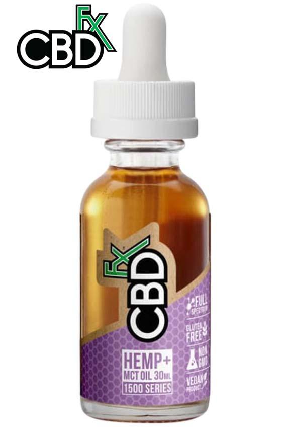 CBDfx - CBD Oil Tincture 1500mg