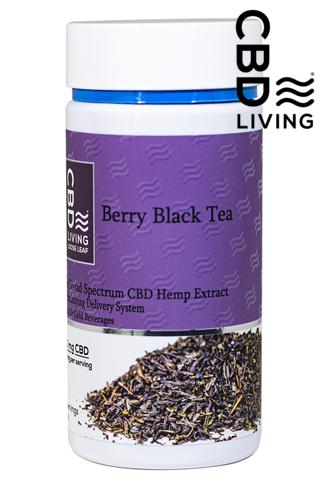 CBD Living Berry Black Tea 250 mg