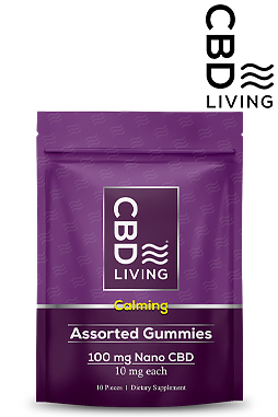 CBD Gummies - Assorted Flavors 100mg