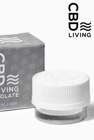 CBD Living - CBD Living Isolate 1 Gram