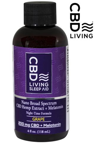 CBD Sleep Aid Syrup