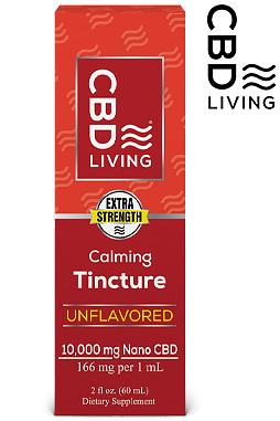 CBD Tincture - CBD Oil Drops 10000mg