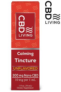 CBD Tincture - CBD Oil Drops 300mg