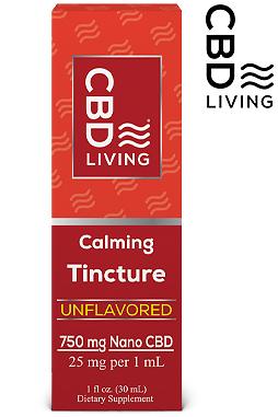 CBD Tincture - CBD Oil Drops 750mg