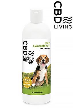 CBD Living Pet Conditioner 250mg