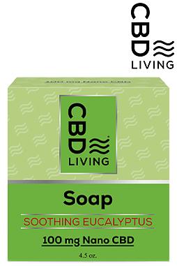 CBD Soap 100mg