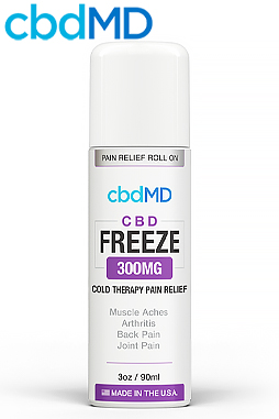 undefined - 300mg CBD Freeze Roller