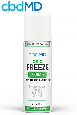 undefined - 750mg CBD Freeze Roller