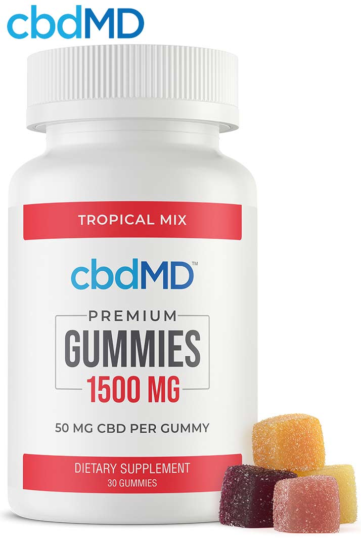 undefined - CBD Gummies - 1500 mg - 30 Count