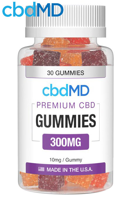 undefined - CBD Gummies - 300 mg - 30 Count