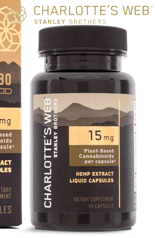 15Mg CBD Oil Liquid Capsules
