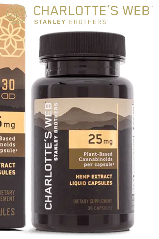 25Mg CBD Oil Liquid Capsules