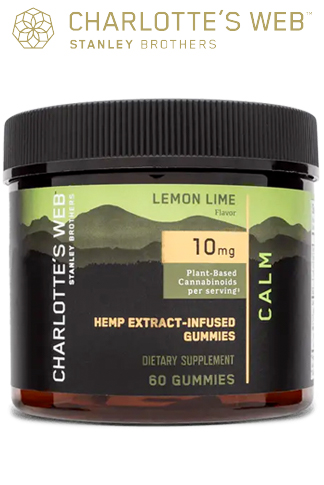 CBD Gummies: Calm