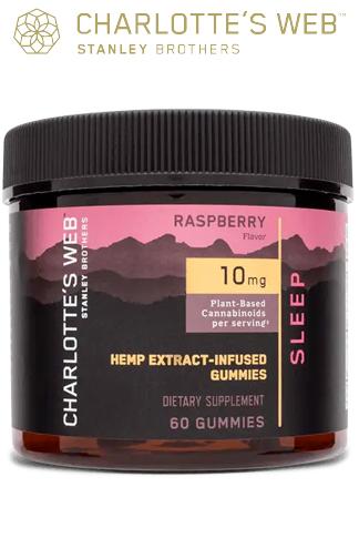 Charlotte's Web - CBD Gummies: Sleep