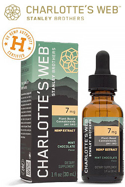 CBD Oil: 7mg Cbd/1ml