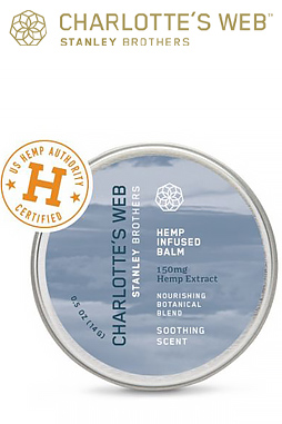 undefined - Hemp Infused Balm With CBD