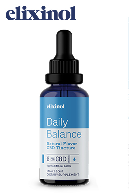 undefined - Daily Balance Tincture Full Spectrum 500mg
