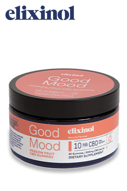 Elixinol - Good Mood CBD Gummies