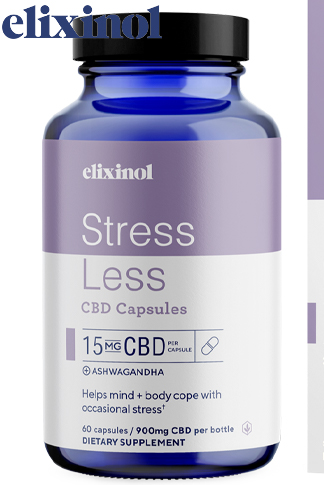 undefined - Stress Less Capsules