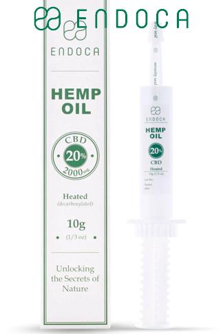 Hemp Oil Extract 200Mg CBD/ml