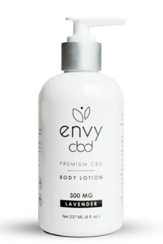 CBD Body Lotion (Lavender)