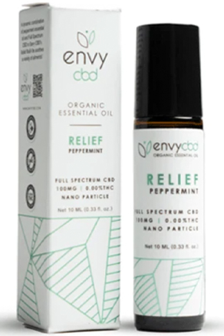 CBD Relief Essential Oil Roll-On
