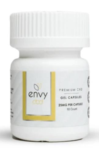 Envy CBD - CBD Gel Capsules