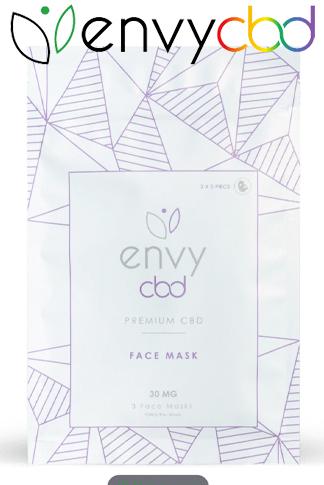 CBD Face Masks (3-Pack)