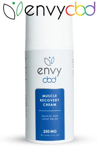 CBD Muscle Recovery Cream