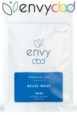 CBD Relief Wraps (3-Pack)