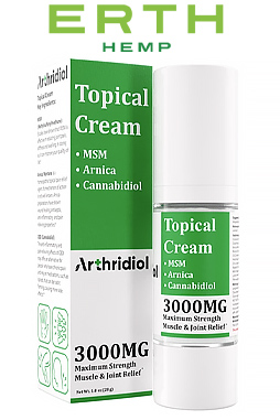 Arthridiol - Maximum Strength Muscle & Joint Relief - Cream
